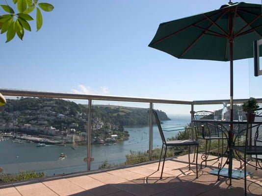 Dartmouth Holiday Home View